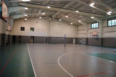 gym inside